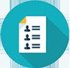 Create attendee lists