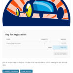 Accept payments after form is submitted